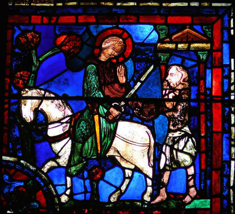 Le Point révèle quelques secrets de la cathédrale de Chartres en vidéo | Patrimoine culturel - Revue du web | Scoop.it
