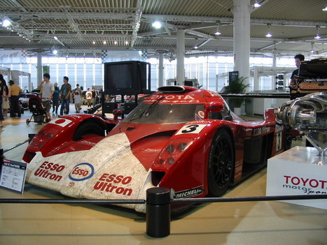 Toyota Racing 1999 Toyota TS020 | HD Cars Wallpapers