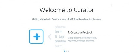This Is Twitter's New 'Curator' Tool For Media Outlets | Social Media | Scoop.it