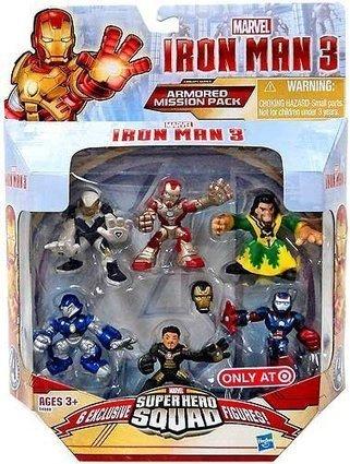 8pc Set Avengers Super Heroes Mini Figures 5-8 cm-gâteau Toppers