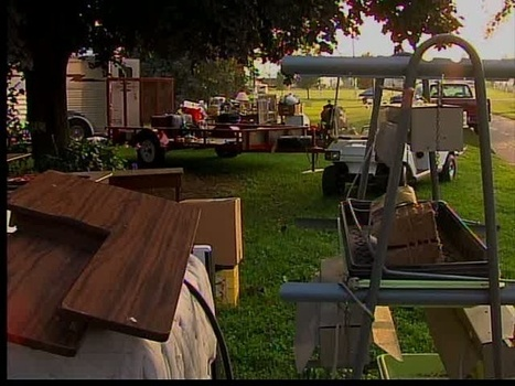 How to throw a killer garage sale - NewsNet5.com | Vintage Passion | Scoop.it