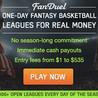 daily fantasy sports strategy