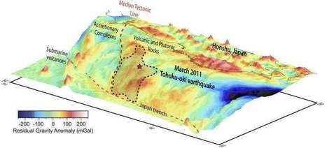New study pinpoints stress factor of mega-earthquake off Japan   Era del conocimiento   Scoop.it