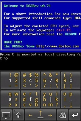 AnDOSBox v1 2 8 (paid) apk download | ApkCruze-