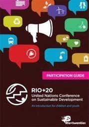 Guía para participar en Río+20. | Río+20 El Salvador | Scoop.it