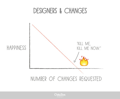 10 Hilarious #Charts That Explain What a #Designer's Life is Really Like - #Design | Design Ideas | Scoop.it