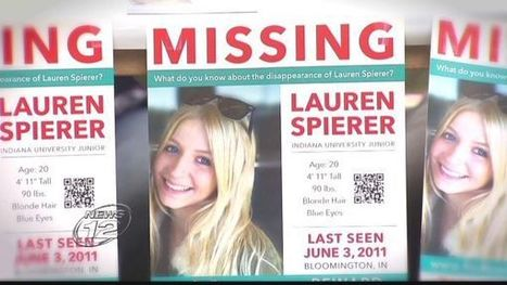 Judge rules in favor of suit for family of missing woman, Lauren Spierer | Lauren Spierer | Scoop.it