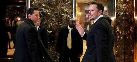 Elon Musk and Donald Trump: Politics Makes Strange Bedfellows   Nerd Vittles Daily Dump   Scoop.it