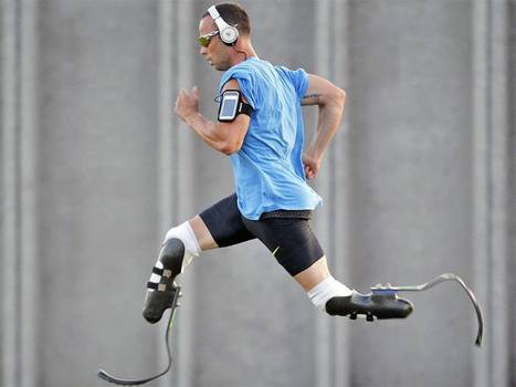 The race is on in the hi-tech Paralympics | News Techno | Scoop.it