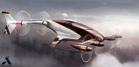 Airbus plans to test self-driven airborne taxi by the end of 2017 | Vous avez dit Innovation ? | Scoop.it