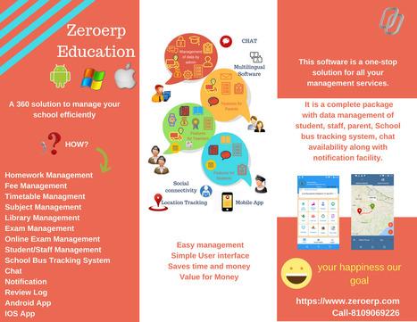 School Management App Scoop It