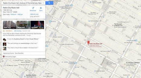 Google's Travel Efforts Are All Converging on One Killer Product: Google Maps   E-Tourisme Mobile   Scoop.it