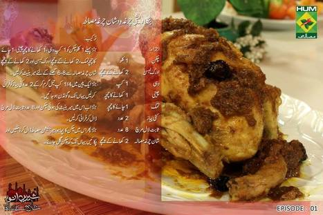 Chicken Kachori Recipe By Shireen Anwer Dec