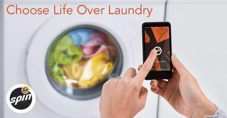 Why Procter and Gamble Is Testing a Home Delivery Laundry Service | Digital Love | Scoop.it