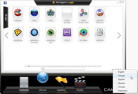 Créez une version portable de vos logiciels avec Cameyo   Time to Learn   Scoop.it
