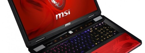 MSI GT70 2OD-820FR Dragon Edition 2 | High-Tech news | Scoop.it