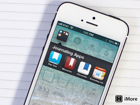 Best journaling apps for iPhone and iPad: Day One, Momento, Everyday Timeline, and more!   Journaling Helps!   Scoop.it