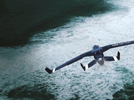 En février 2017, des drones vont traquer la pollution maritime | Planete DDurable | Scoop.it