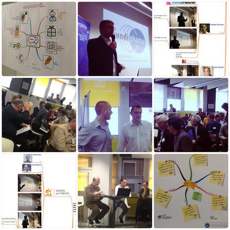 Gestion des Connaissances: Compte-rendu de la conférence BIGGERPLATE Paris | Efficacité dans l'entreprise et dans la vie personnelle | Scoop.it