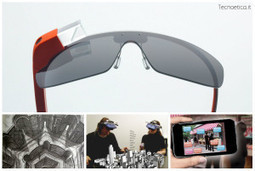 Google Glass: il cambiamento antropologico del sesto senso digitale - Tecnoetica | Social Media (network, technology, blog, community, virtual reality, etc...) | Scoop.it