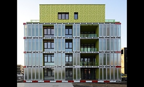 When Algae on the Exterior Is a Good Thing - Architecture Lab   Avant-garde Art, Design & Rock 'n' Roll   Scoop.it