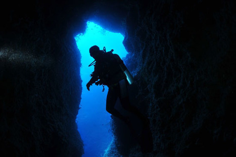 Dive Adventure at Wundi Cave Padaido Island Biak | Diving Destinations | Scoop.it