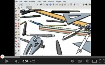 2 Wonderful Tools to Create 3D Drawings with Your Students ~ Educational Technology and Mobile Learning | School Challenges | Scoop.it