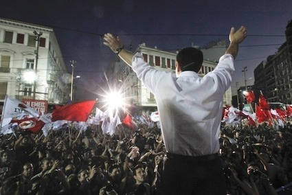 What would a SYRIZA victory mean for the movements? | Peer2Politics | Scoop.it