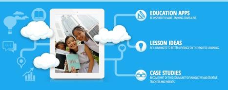 iPad Ideas   Inspire. Invoke. Illuminate.   IPAD APPLICATIONS FOR TEACHERS   Scoop.it