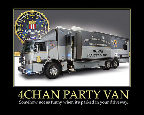 """How one site beat back botnets, spammers, and the """"4chan party van"""" 