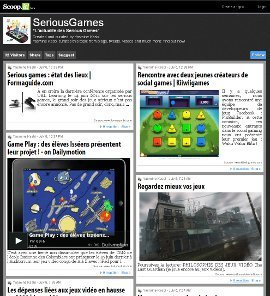 Blog SeriousGame.be | User experience X.0 | Scoop.it
