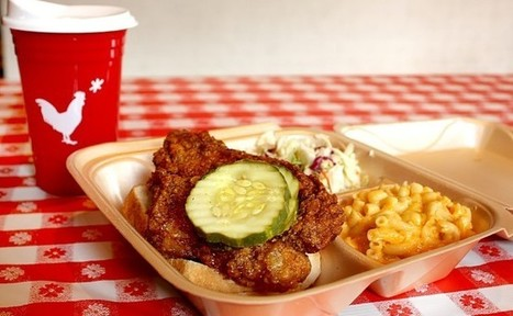 Hot Chicken Takeover Launches Food Truck | Columbus Life | Scoop.it