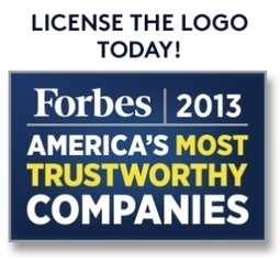 America's 100 Most Trustworthy Companies - Forbes | Social Mercor | Scoop.it