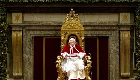 Папа уходит в отставку * Pope resigns * Renuncia Benedicto XVI | Bilingual News for Students | Scoop.it