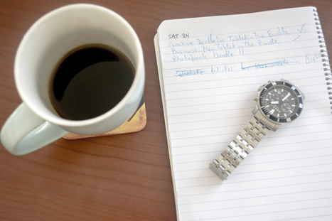Time Management Tips for Freelance Designers | About Design | Scoop.it