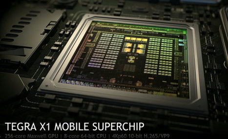 Nvidia Announces Tegra X1 64-bit Octa-core Processor with 256-Core Maxwell GPU | Embedded Systems News | Scoop.it