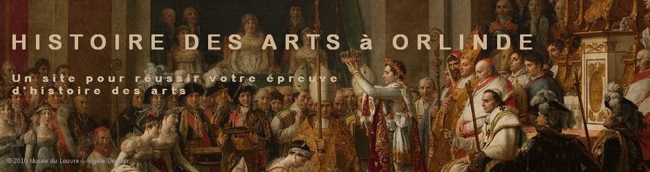 Histoire des arts à Orlinde