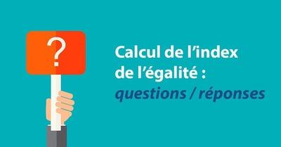 Calcul de l'Index de l'égalité | Questions/Réponses