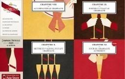 Mumm explique les 100 règles de dégustation du champagne dans Champagne Protocoles | Stratégie de contenu | Scoop.it