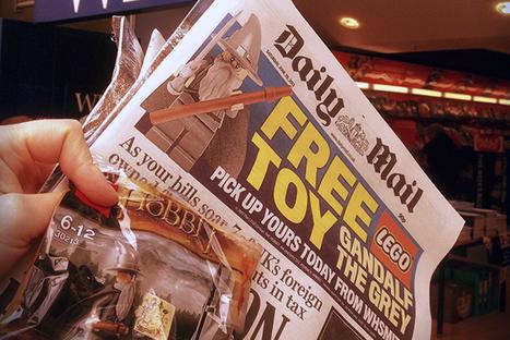Lego retire ses publicités du «haineux» Daily Mail | DocPresseESJ | Scoop.it