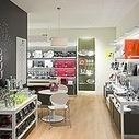 Actualité franchise - GUY DEGRENNE - La franchise des Arts de la Table dévoile son nouveau concept de magasin | Retail Design Review | Scoop.it