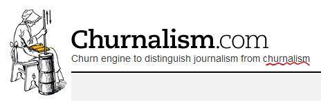 Churnalism | Social media kitbag | Scoop.it