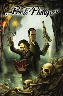 WOWIO: Poe & Phillips by Jaime Roman Collado | Poe and Lovecraft investigators of paranormal affairs | Transmedia Spain | Scoop.it
