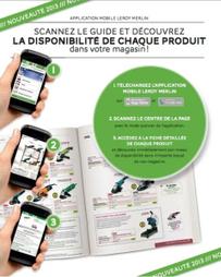 Couplage catalogue papier et appli mobile : le cas de Leroy Merlin | Omni Marketing | Enseignes et commercialité | Scoop.it