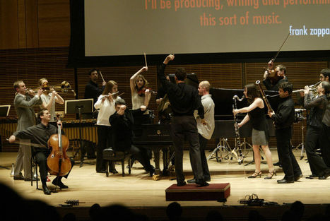 Composers at MU festival share narratives that explain and emerge in their creations   Columbia Tribune   OffStage   Scoop.it