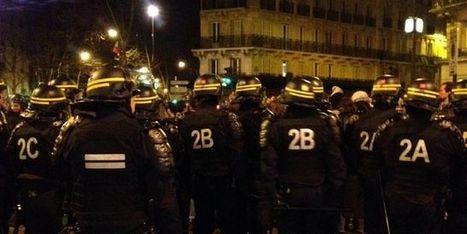 Nuit debout : des tensions boulevard Saint-Germain aboutissent à une manifestation nocturne | International Communication 15M Indignados Occupy | Scoop.it