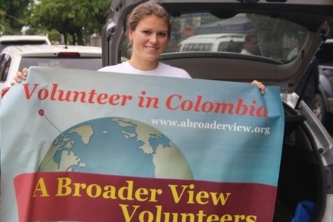 "Nadia Volunteer Abroad in Cartagena, Colombia | Volunteers Abroad Reviews and Feedbacks | ""#Volunteer Abroad Information: Volunteering, Airlines, Countries, Pictures, Cultures"" 