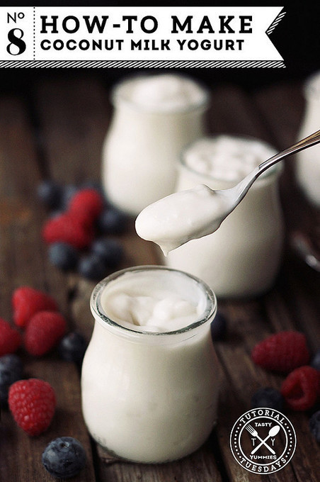 How-to Make Coconut Milk Yogurt | Nutrition & Recipes | Scoop.it