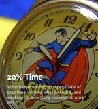 The Frugal Teacher: I'm Participating in the 20% Time Academy (MOOC)! | Education & more | Scoop.it