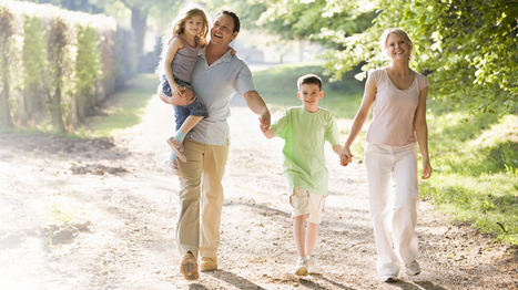 8 reasons why walking is great for your health | One Step at a Time | Scoop.it
